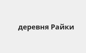 Справочная информация: Банкоматы Банка ВТБ в деревне Райки — часы работы и адреса терминалов на карте