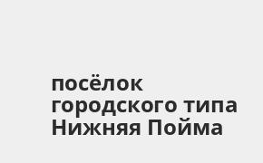Справочная информация: Банкоматы Банка ВТБ в посёлке городского типа Нижняя Пойма — часы работы и адреса терминалов на карте