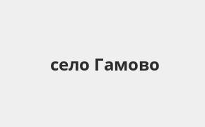 Справочная информация: Банкоматы Банка ВТБ в селе Гамово — часы работы и адреса терминалов на карте